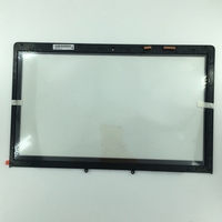 15.6 Touch Screen Panel Digitizer outer Glass Lens Sensor + Frame 15.6 for Asus N550 N550J N550JA N550JV N550LF Q550 Q550L