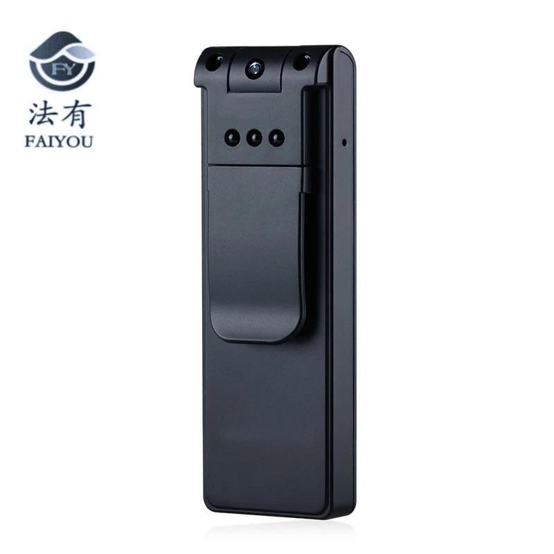 Digital Pen Recorder Video Voice Recording HD 1080P Pen Camera IR Night Vision Single Voice Recorded Body Worn Camera Police Cam