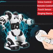 Электрический робот с голосовыми командами обучающая игрушка