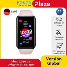 HONOR – Bracelet connecté Band 6, écran tactile couleur AMOLED 1.47