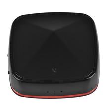 Приемник передатчик портативный волоконно-оптический ABS HD Bluetooth аудио адаптер Aux Стерео Динамик для ТВ ПК APTX домашняя звуковая система