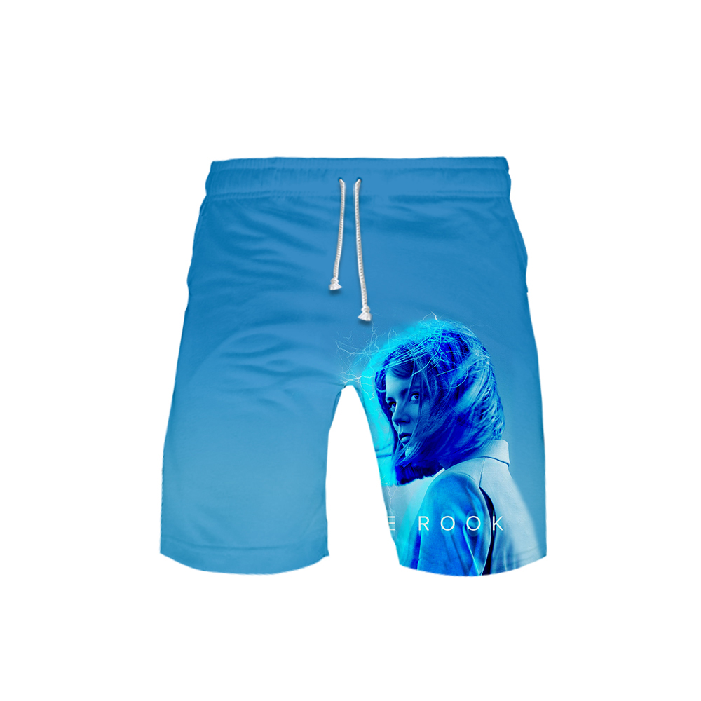 2019 Science Fiction TV Series The Rook Myfanwy Thomas 3D Print Summer Men Fashion Trend Shorts Popular Casual Summer Shorts