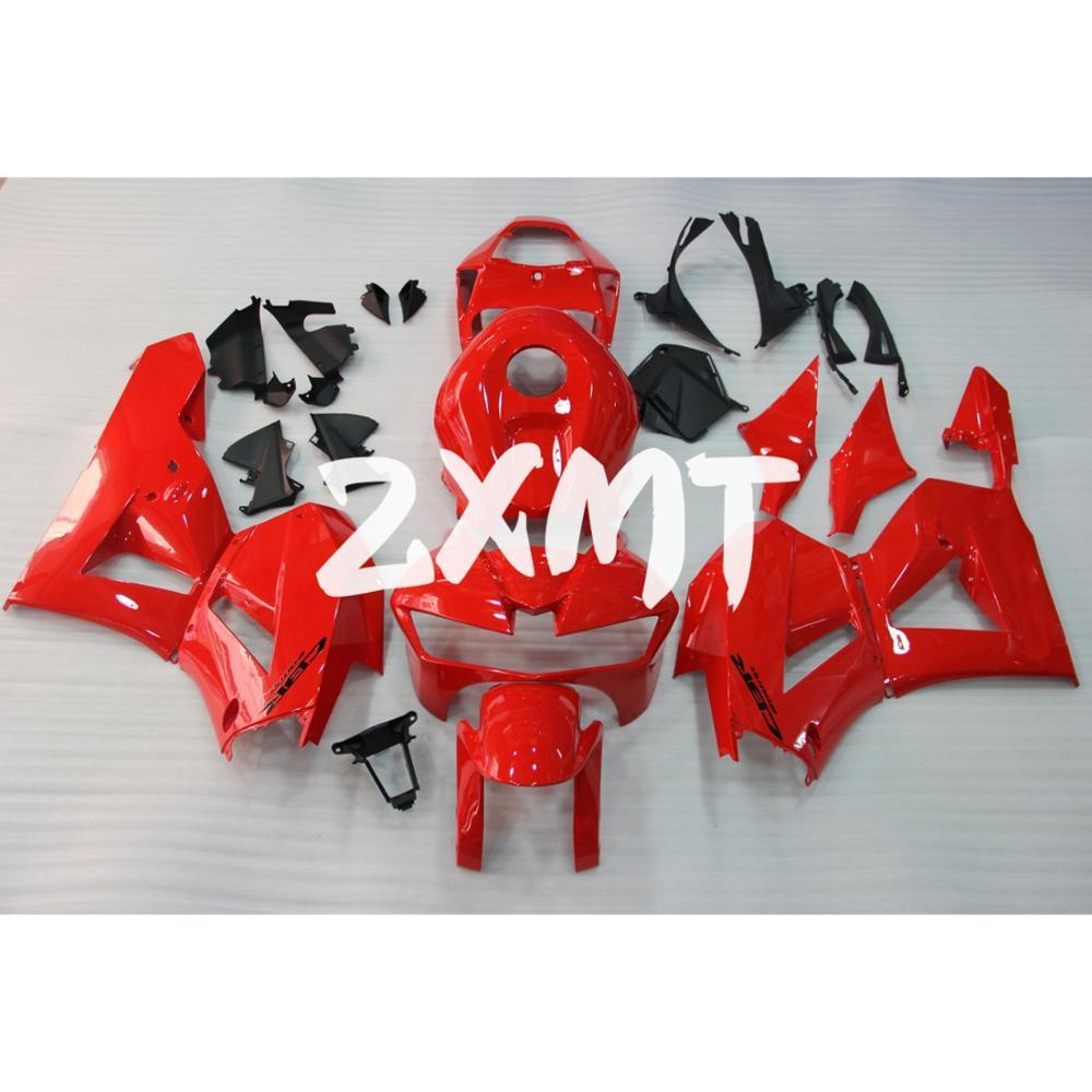 ZXMT motorcycle complete panel fairing set bodywork kit fit for CBR600RR 2013-2018 Gloss Red F5 13 18
