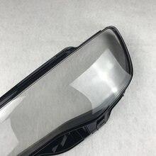 Передняя фара светильник крышки для audi a3 8v прозрачный головная
