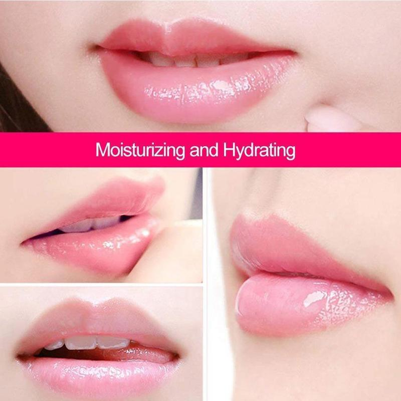 1 Pcs Cherry Moisturizing Lip Mask Moisturizing And Color-enhancing Lip Mask Anti-chapped Lip Care 2