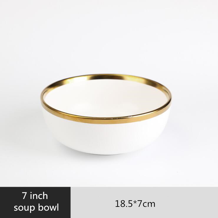 7 inch soup bowl
