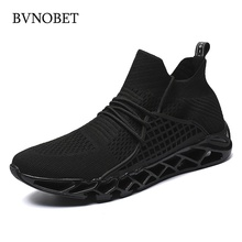 BVNOBET Top Quality Designer Casual Shoes For Men Summer Sneakers Trainers Breathable Light Footwear Sapatilhas Homem