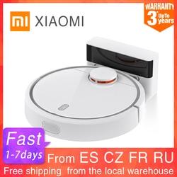 Робот-пылесос Xiaomi Mijia Mi 1800Pa для дома, автоматический пылесос, фильтр для защиты от пыли, Wi-Fi, управление через приложение, 2019