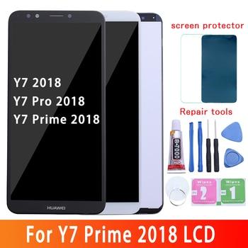 Display Touch Screen per HUAWEI Y7 2018 - Huawei Y7 Pro 2018 LND L22 LX2 L21 L23 LX1 L29 1