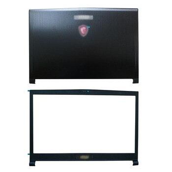 NUEVA cubierta posterior Original del LCD del ordenador portátil/bisel frontal/reposamanos/cubierta inferior para MSI GS73 GS73VR MS-17B1 MS-17B3 3077B5A213 3077B1A222