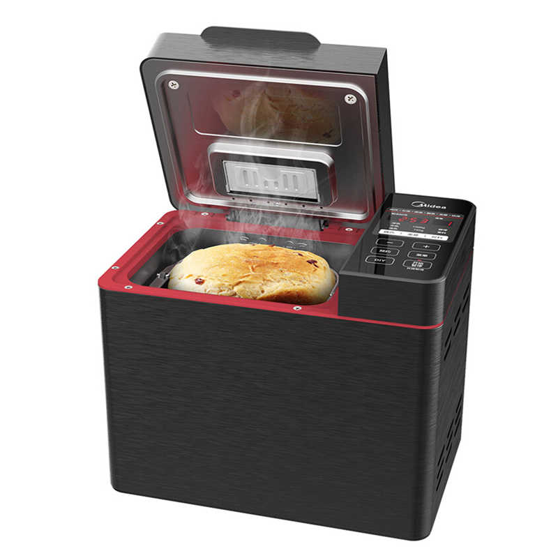 Ménage entièrement automatique Machine à pain électrique pain grille-pain Intelligent nouilles Fermentation pain cuisson Machine 220V