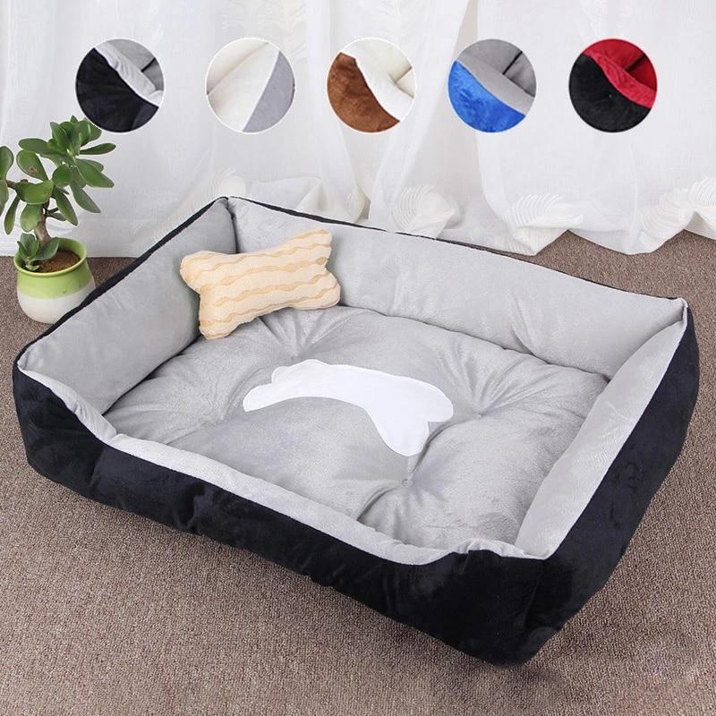 Pet Bed Dog Pillow Beds Mat Pets Sofa