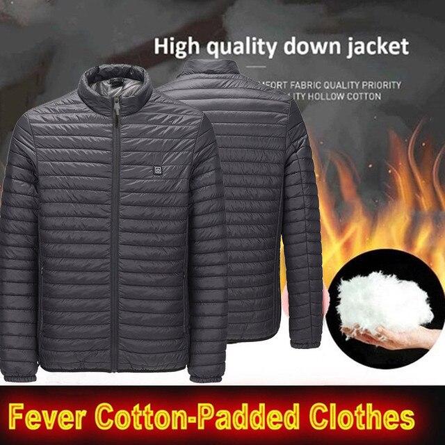 Heated Biker Jacket 4