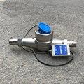 304 дистанционный счетчик воды из нержавеющей стали со вторичным дисплеем  измеритель холодной воды RS485  дистанционный измеритель воды Modbus ...