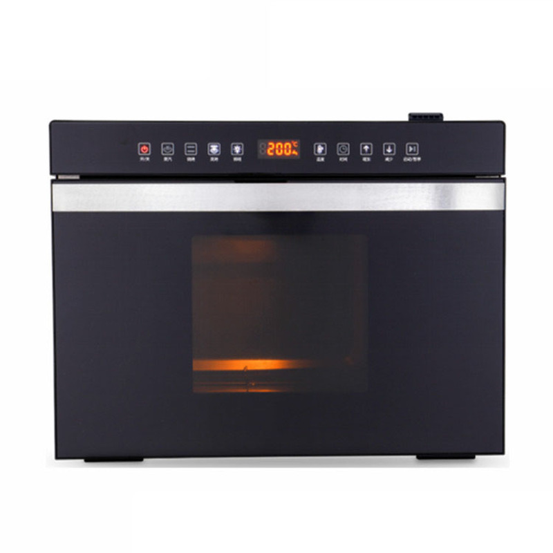 Zkx-t26c Embedded Electric Oven Smart Touch Household Electric Oven Automatic Cleaning Artificial Intelligent Oven