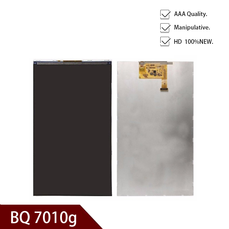 <font><b>7</b></font> inch LCD display Matrix BP070WX1-300 For <font><b>BQ</b></font> <font><b>7010G</b></font> <font><b>Max</b></font> 3G Tablet inner LCD <font><b>Screen</b></font> Module Replacement For Cube U67GT Iwork7 image