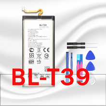For  LG Replacement Lg Phone Battery BL T39 for LG G7 G7+ G7ThinQ LM G710 3300mAh 100% NEW Phone Batteries + Free Tools Code