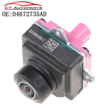 04672735AD New High Quality Rear View Camera For Dodge Mopar
