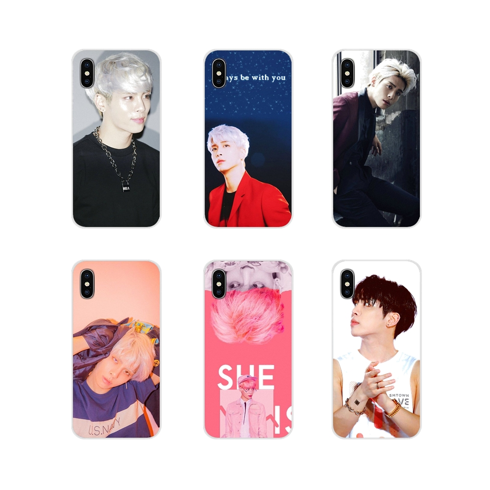 Accessories Phone Shell Covers For <font><b>Samsung</b></font> A10 A30 A40 A50 A60 A70 Galaxy S2 Note 2 3 Grand Core Prime <font><b>kpop</b></font> Shinee Jonghyun image