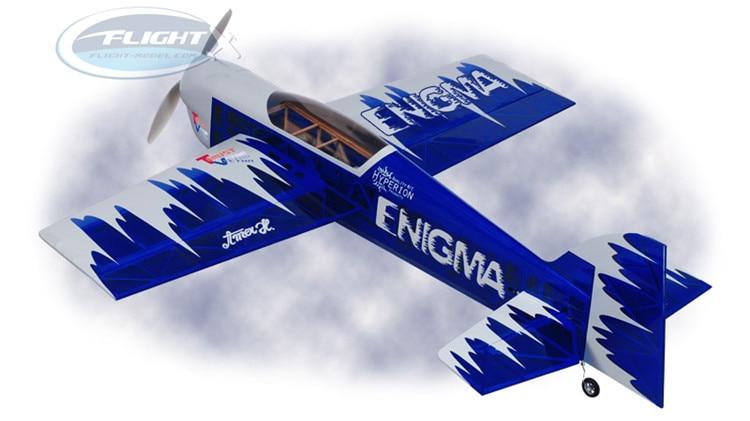 HAIKONG Enigma 37,8 ''15E RC модель фиксированное крыло электрические самолеты синий