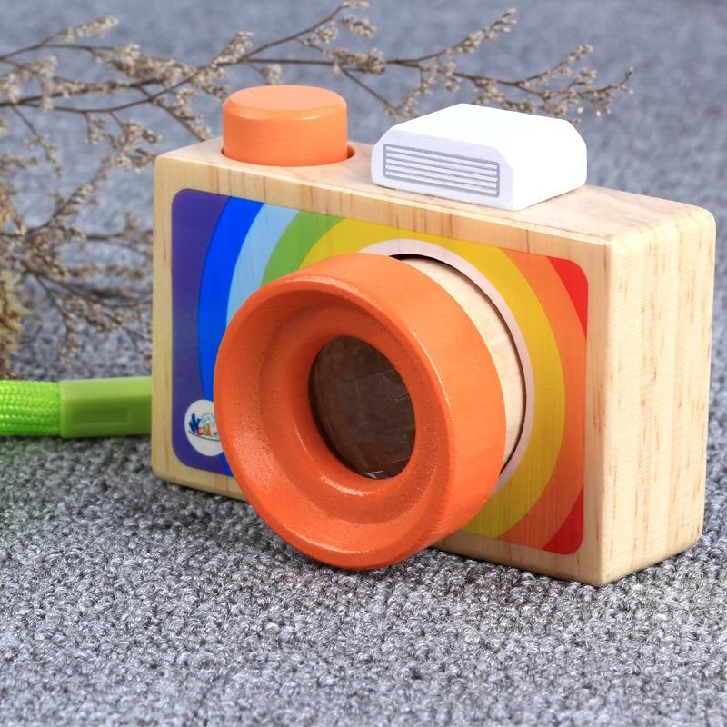 Free shipping Cartoon camera scale models of kaleidoscope, Kids/childrens Kaleidoscope interesting toys