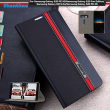 Leather Case For Samsung Galaxy S20 FE 5G S20 FE 4G S20 Lite Flip Case For Samsung Galaxy