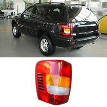 CAPQX для Jeep Grand Cherokee 2001-2004 задний тормоз светильник задний светильник хвост светильник taillamp задний фонарь фары