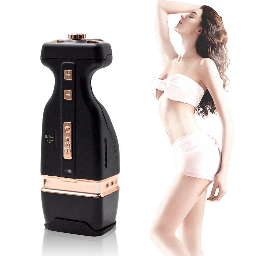 Ультразвуковой мини HIFU для похудения тела Омоложение кожи RF лифтинг Красота терапия потеря жира машина устройство по уходу за кожей