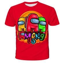 Летняя коллекция футболки с изображением из нас принтом футболка