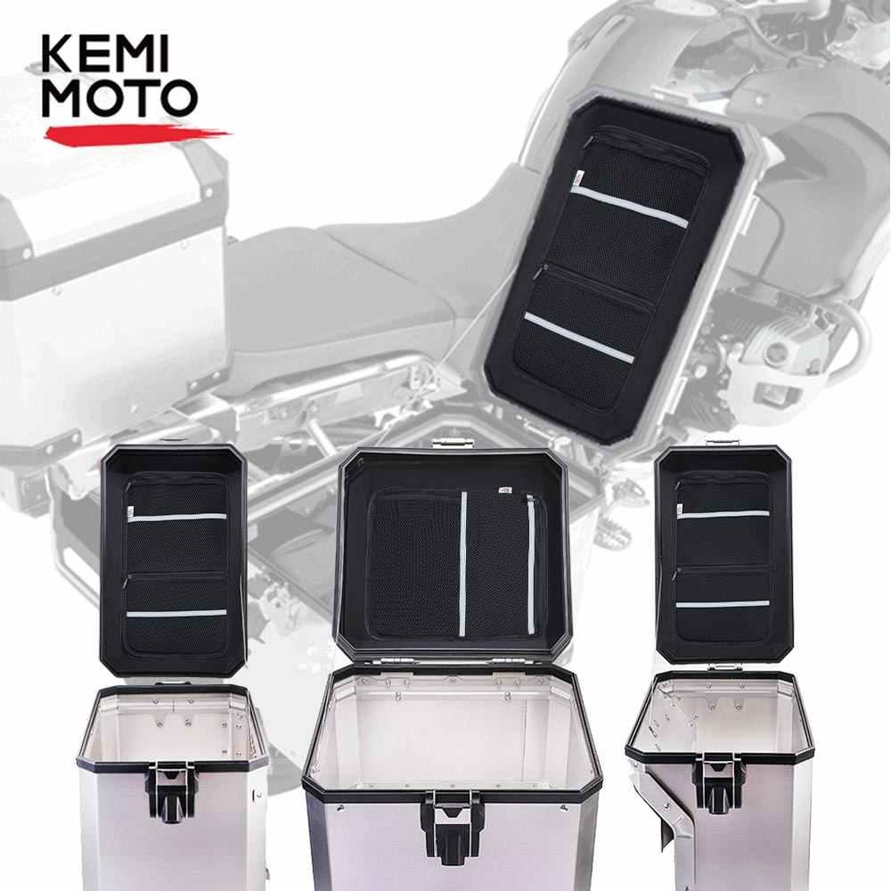 Para BMW R1200GS LC Adventure R1250GS caja interior de equipaje contenedor para BMW GS 1200 GS LC F800GS F700GS bolsa de cubierta lateral superior