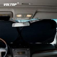 1pcs 142*67cm Back Front Rear Car Windshield Sunshade Window Sun Shade Visor Film For Auto Accessories