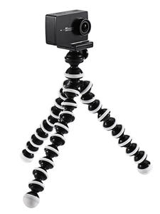 Jumpflash Tripod-Bracket Clip-Holder Camera Octopus Smartphone-Tripods Desktop Foldable