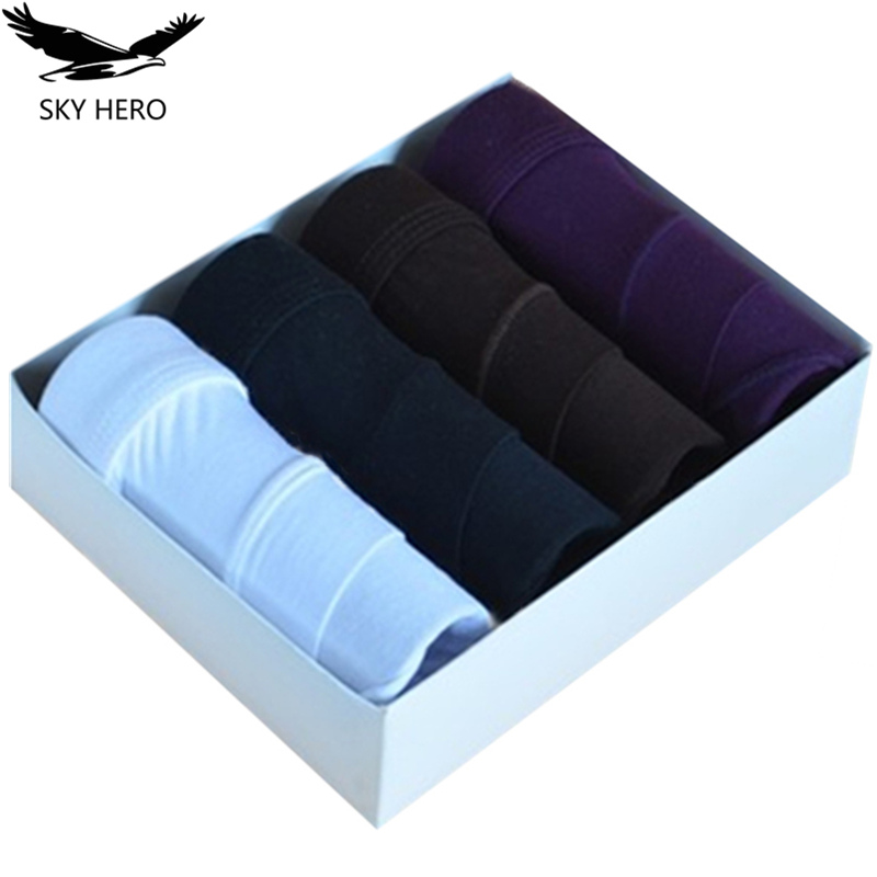 4Pcs/Lot Sexy Underwear Men Briefs Cuecas Men Bikini Slip Homme Man Underpants Brief Men Pouch Gay Fashion 2020 New