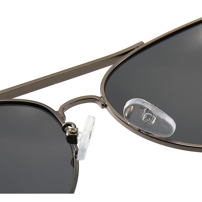 Очки ночного видения hd Мужские Винтажные алюминиевые поляризационные
