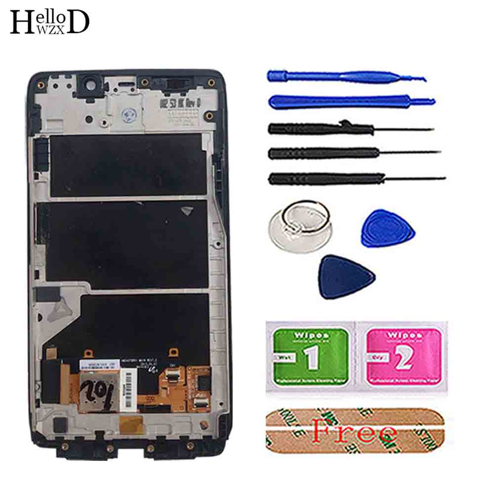 Image 3 - Phone LCD Display For Motorola Moto Droid MAXX XT1080 XT1080M LCD  Display Touch Screen Frame Digitizer Full Assembly PartsMobile Phone  Touch Panel