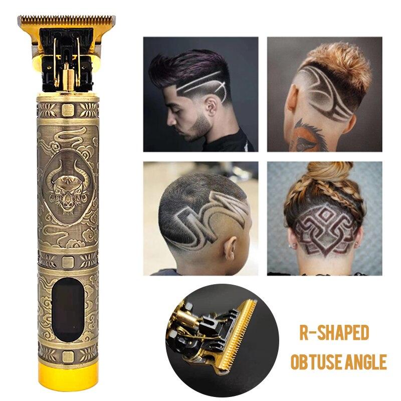 máquina de corte de cabelo para homens