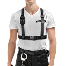 Body Camera Blet For BOBLOV KJ21 WA7 WN9 HD31 HD66 Series Body Worn Camera Belt Camera chest belt chest strap cam shoulder strap