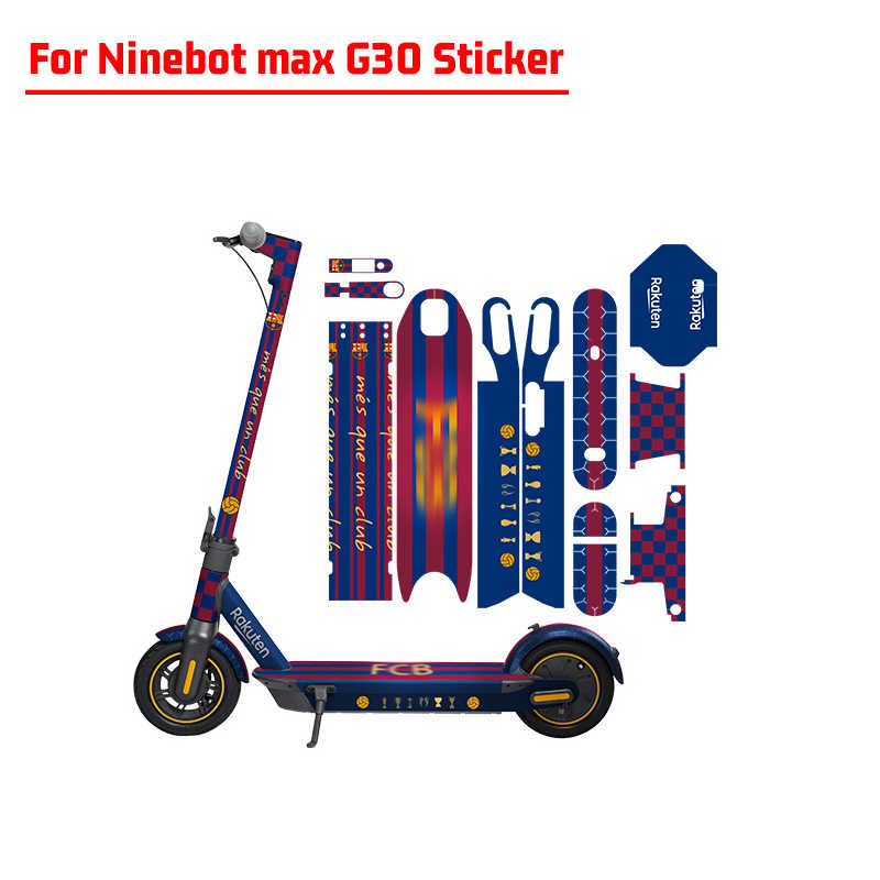 Silicone Instrument Rubber Cover Accessory for Ninebot MAX G30 Electric Scooter