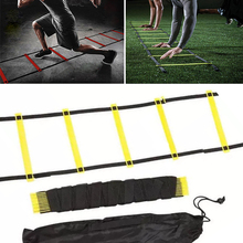 Training-Ladder Soccer Boxing Football Agility Pace Fitness Adjustable Outdoor for MMA