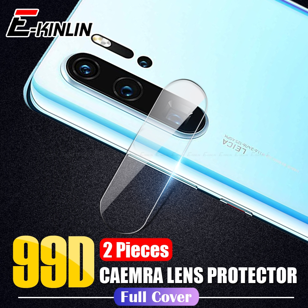 Back Camera Lens Screen Protector Film For HuaWei Mate 30 20 X P40 P30 P20 Pro Honor View 10 8X Lite XL P Smart Z Tempered Glass(China)