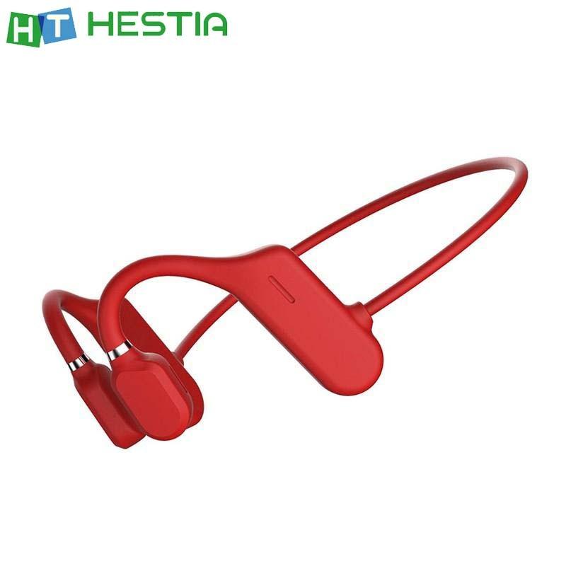 DYY-1 Open Ear Headphone Waterproof IPX6 Bluetooth Wireless Not In-ear Ear Hook Comfortable Wearing Light Weight Sports Earphone
