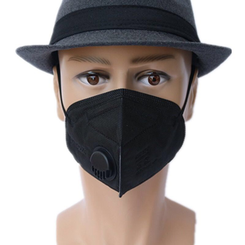 Kn95-dust-masks-n95-respirator 5 Layers Ear Loop Covers Non-Woven Anti-dust Protective Face Covers Earloop In Stock #4