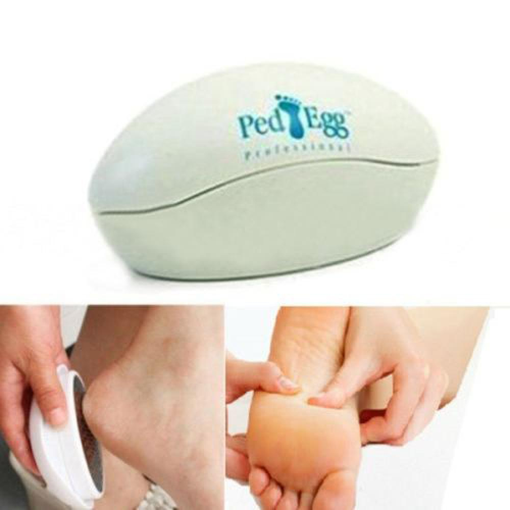 Hot Sale New Fashion Remover Ped <font><b>Egg</b></font> Callus <font><b>Pedicure</b></font> Foot Smooth Care Fashion Foot File <font><b>Pedicure</b></font> image