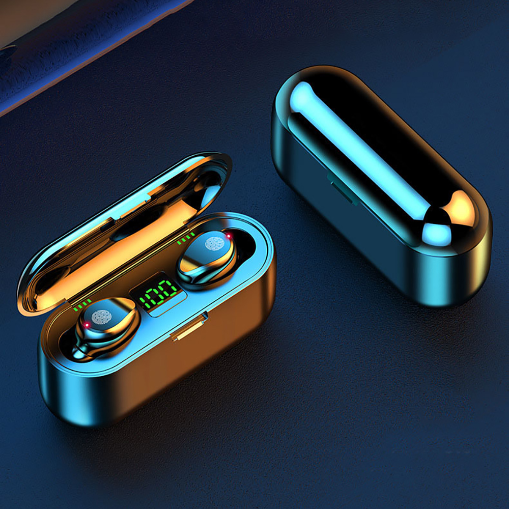 В TWS про Bluetooth Беспроводные наушники спортивные наушники с микрофоном в ухо Monintor адаптироваться к Android/iOS для смартфонов