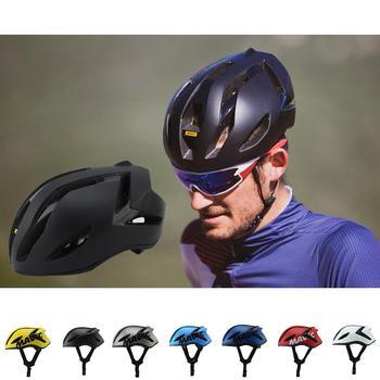 MAVIC-Casco de seguridad para ciclismo, ultraligero, resistente al viento