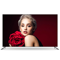 LED WIFI smart internet ipTV 55 60 pulgada LED TV