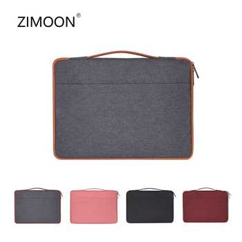 """Laptop Sleeve Case Protective Bag Ultrabook Notebook Carrying Case Handbag for 11\' 14\"""" 15\"""" Macbook Air Pro ASUS Acer Lenovo Dell - Category 🛒 Computer & Office"""