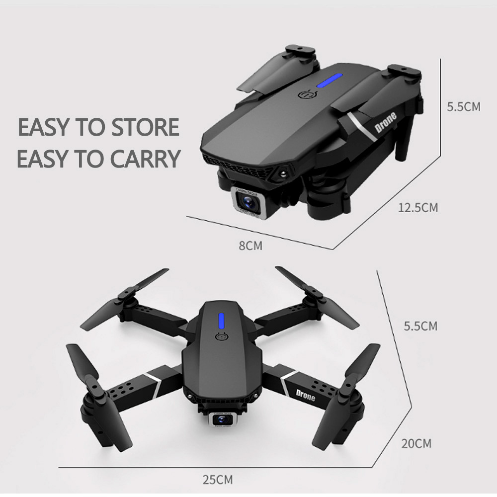 Folding Drone  with Professional 4K camera  3
