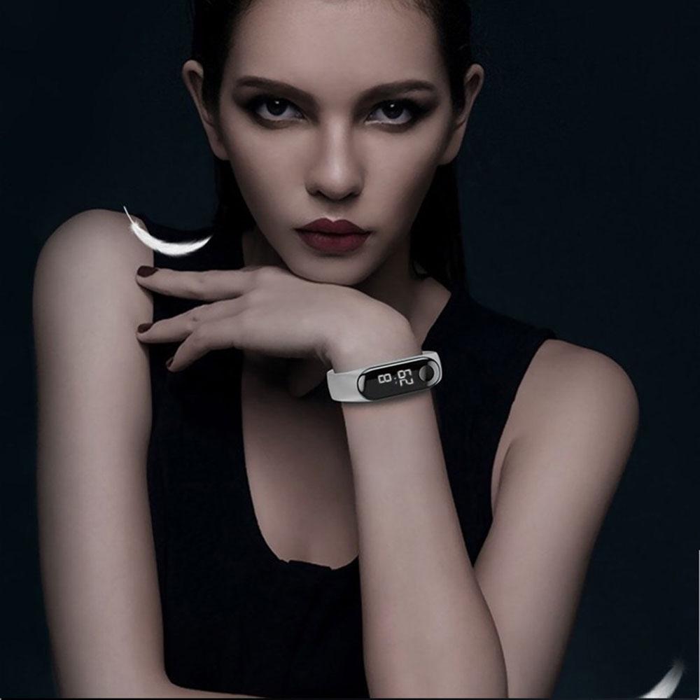 Relogio Digital Watch Feminino Reloj Mujer Relojes Digitales Women Watches Zegarek Damski Montre Femme Ladies Feminina Para Saat