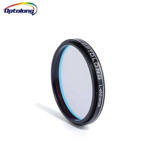 OPTOLONG 2inch L-eNhance Filter Dual-band Pass Filter Designed for DSLR CCD Control from Light Polluted Skies Amateurs LD1004B